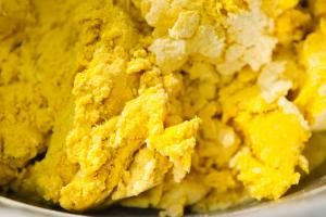 Pasta di Aldo zoom jaune