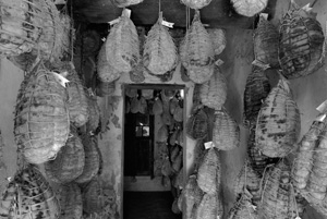 culatello IN cantina