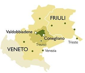 carte-implantation-prosecco régions