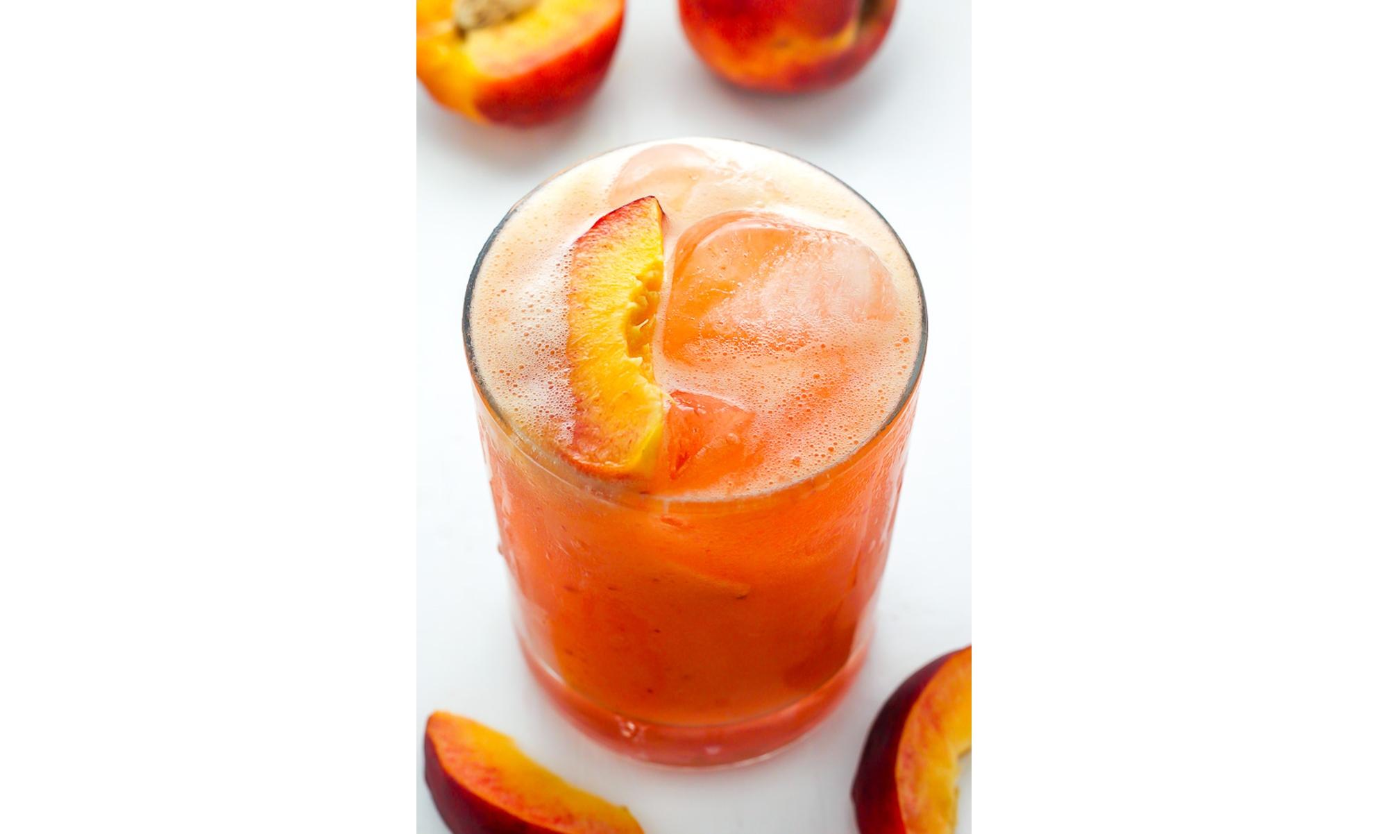peach-prosecco à la une