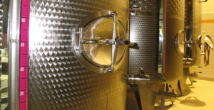 vinification cuve