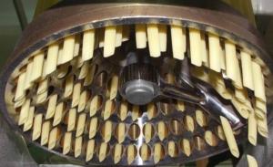 extrusion pâte