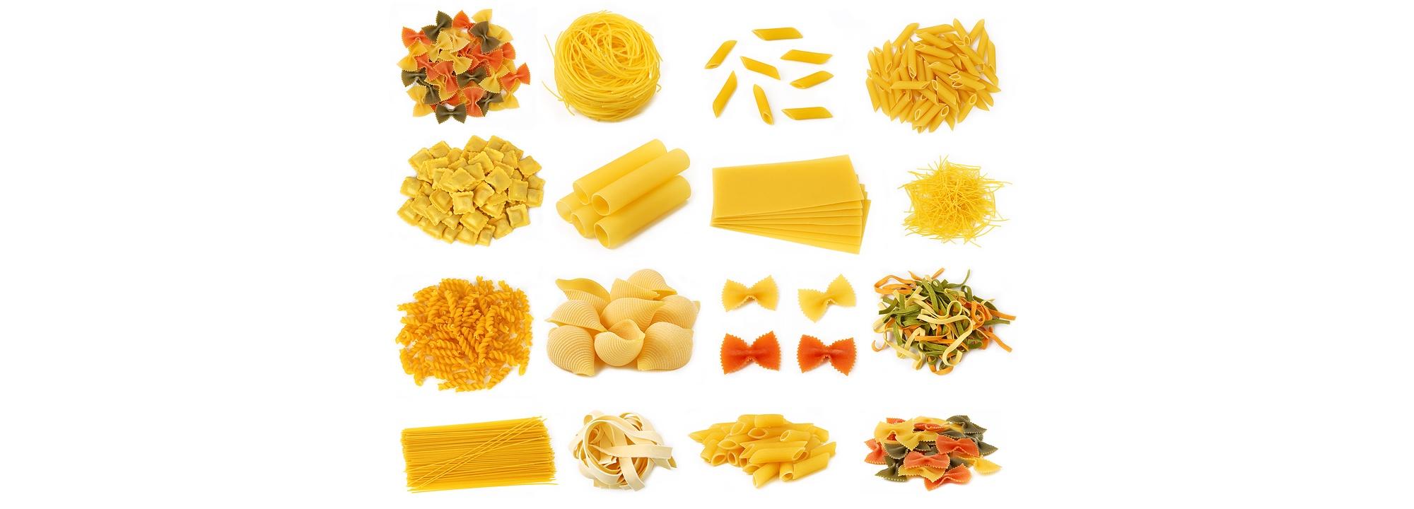 Comment choisir entre différents types de pâtes