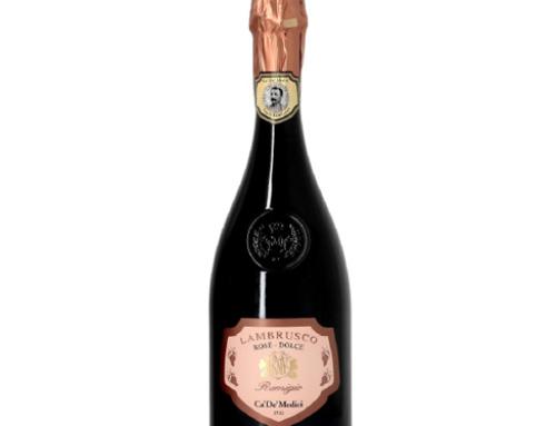 Lambrusco rosé doux, Remigio, Ca de Medici dell'Emilia IGT
