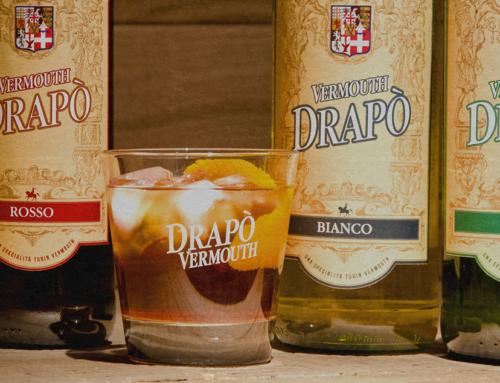 Vermouth Drapò, origine Turin