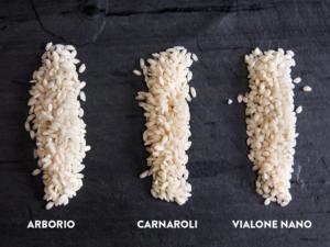 Comment choisir le riz à risotto ?