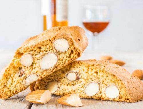 Cantucci, les délicieux biscuits de Toscane