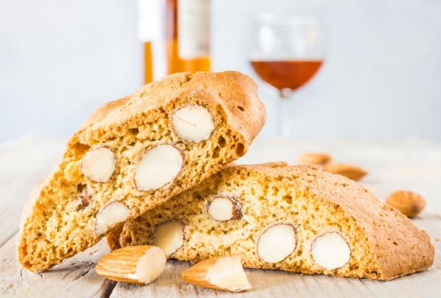 Cantucci les délicieux biscuits de Toscane
