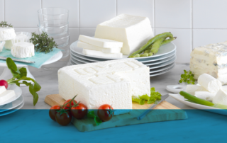 Fromages frais