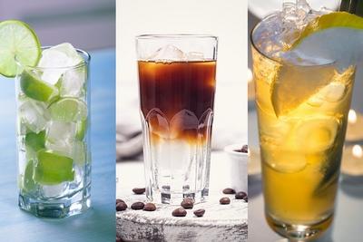Cocktail tonic Abbondio